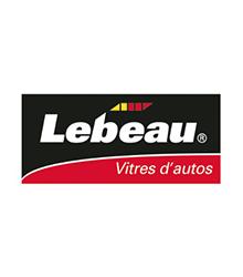 Lebeau Vitres d'autos logo